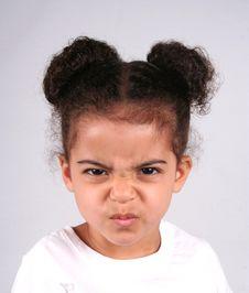 Free Cute Girl Stock Image - 2704501