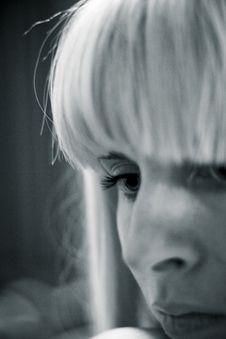 Free Blonde Girl Portrait Royalty Free Stock Photo - 2704635