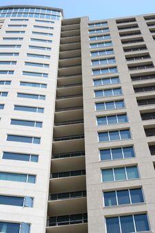 Free High Rise Balconies Stock Photo - 2704640