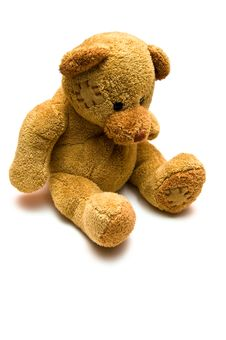 Free Loved Teddy Stock Images - 2704954