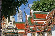 Free Grand Palace, Thailand Stock Photos - 2705443