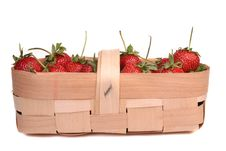 Free Strawberries In Basket Stock Images - 2706384