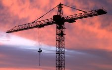 Free The Tower Crane Stock Images - 2707044
