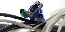 Free KVM Cable Stock Images - 2707204