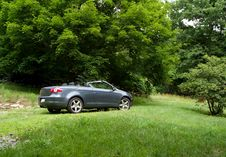 Free Convertible In Field Royalty Free Stock Photography - 2707757