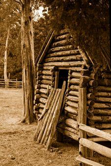 Free Farm Building Royalty Free Stock Photos - 2707768