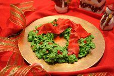 Free Edible Wreath Stock Image - 2707851