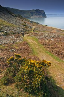 Free Nant Gwrtheyrn Stock Photography - 2708832
