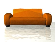 Free Couch Stock Photography - 2709672