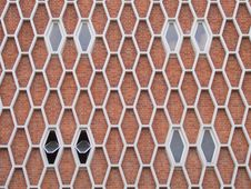 Free Facade Of A 1960 S Building Royalty Free Stock Image - 2709976