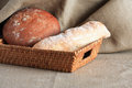 Free Bread In Basket Stock Photo - 27006940