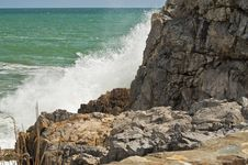 Free Sea Rocks Stock Image - 27000811