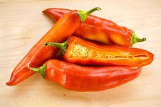 Free Hot Red Pepper Royalty Free Stock Image - 27001466