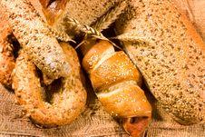 Free Fresh Bread Royalty Free Stock Photography - 27001667