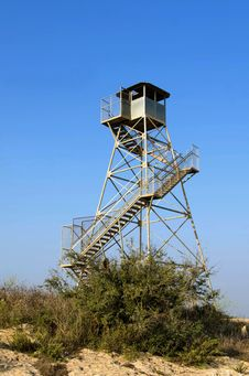 Free Watch Tower Stock Image - 27003601