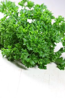 Free Parsley Royalty Free Stock Photo - 27008755