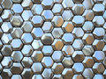 Free Abstract Pattern Of Hexahedron Royalty Free Stock Images - 27014479
