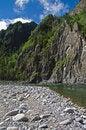 Free Sayan Oka River. Stock Photo - 27015670