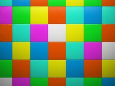 Free Abstract Pattern Of  Square Stock Photo - 27014410