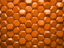 Free Abstract Pattern Of Hexahedron Stock Photo - 27014490