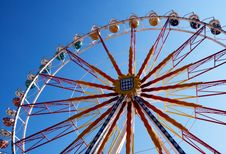 Free Ferris Wheel Royalty Free Stock Photography - 27019897