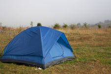 Free Camping Tent Stock Photography - 27026432