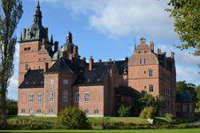 Free Vallø Castle Stock Photos - 27030333
