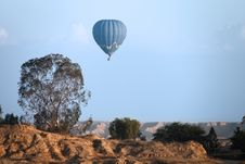 Free Balloon Flying Royalty Free Stock Image - 27031146