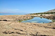 Free Dead Sea Landscape Stock Image - 27031551