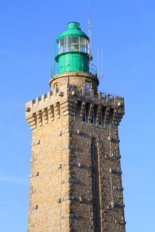 Free Detail Of Cap Frehel Lighthouse Stock Photo - 27032350