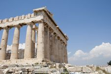 Free Greece, Athens. Acropolis. Royalty Free Stock Images - 27034039