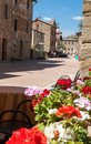 Free Medieval Street Of Borgo Sul Trasimeno Royalty Free Stock Photography - 27041057