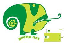 Free Chameleon Stock Photo - 27040500