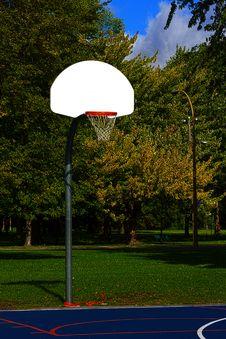 Free Basketball Stock Image - 27044051