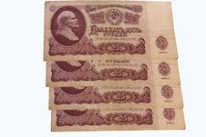 Free Retro Currency Royalty Free Stock Images - 27051109