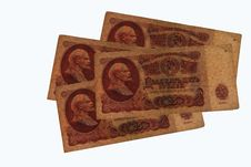 Free The Soviet Ruble Stock Photos - 27051123