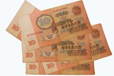 Free Retro Currency Stock Photography - 27051192