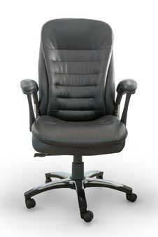 Free Boss Seat Or Chair Royalty Free Stock Photography - 27053937