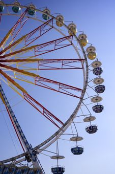 Free Ferris Wheel Royalty Free Stock Images - 27056709