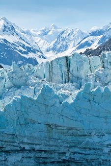 Marjorie Glacier Royalty Free Stock Images
