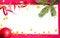 Free Christmas Card Royalty Free Stock Image - 27050436