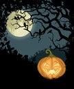 Free Halloween Background Royalty Free Stock Photos - 27065888