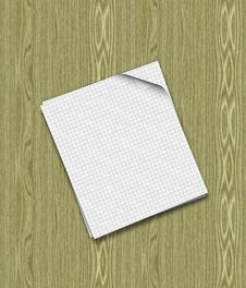 Free Two Sheets Of Paper Stock Images - 27067294