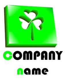 Free Logo Royalty Free Stock Photography - 27068907