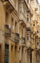 Free Sandstone Streets, Valetta, Malta. Royalty Free Stock Image - 27072586