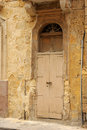 Free Old Doorway, Valetta, Malta. Royalty Free Stock Photos - 27072608