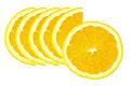 Free Slice Of Orange Stock Photos - 27076083
