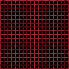 Free Isometric Pattern In Three Red Color Stock Photo - 27072270