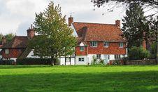 Free English Rural Hamlet Stock Images - 27074634