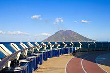 Free Along Stromboli Volcano Royalty Free Stock Photo - 27081525